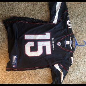 AZ Cardinals Black Jersey #15